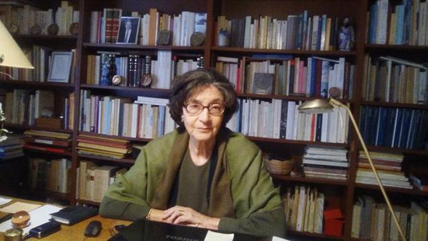 Pilar Gómez Bedate, escritora, traductora y profesora zamorana