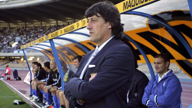 Enrique Martín, el nuevo entrenador del Albacete Balompié