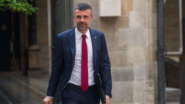 Santi Vila, consejero de Empresa de la Generalitat