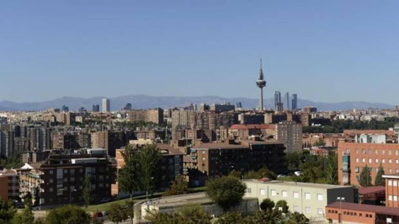 El mirador del cerro del t o p o explicar el skyline - Empresas interiorismo madrid ...
