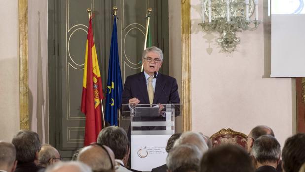 Alfonso Dastis, ministro de Asuntos Exteriores