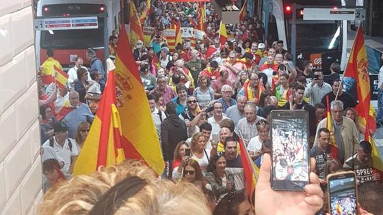 Así está el metro de Barcelona, a pocos minutos de empezar la manifestación