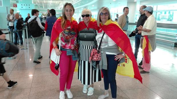 Un vuelo tranquilo hacia la Cataluña libre