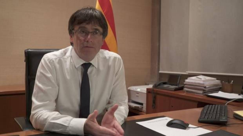 TV3 retira de un reportaje la declaración más explícita de Puigdemont sobre la DUI