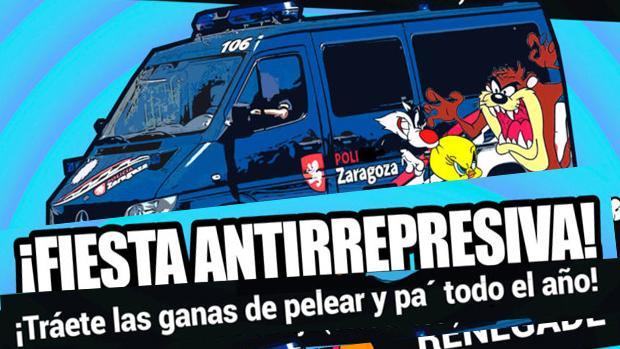 Hemeroteca: Santisteve cede un solar municipal para una «fiesta» contra la Policía | Autor del artículo: Finanzas.com