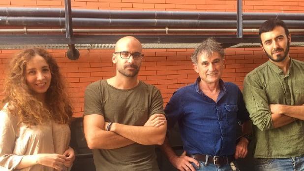 Zahida Sultanova, Pau Carazo, Manuel Serra y Roberto García-Roa
