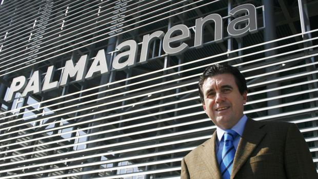 El anterior presidente de Baleares, Jaume Matas