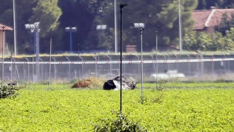 Consternación en Santa Pola, donde viven los padres del piloto del Eurofighter fallecido