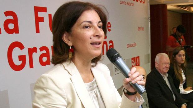 Silvia Longueira, en una imagen de archivo