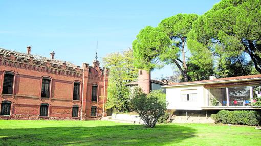 Edificios de la Finca de Torre Arias