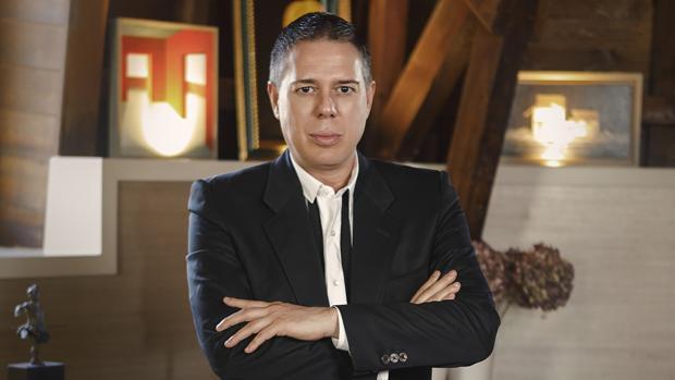 El diseñador alicantino Hannibal Laguna