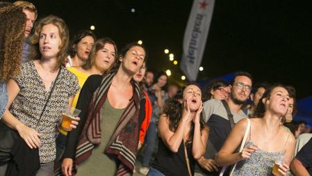 Público en Festival Cero