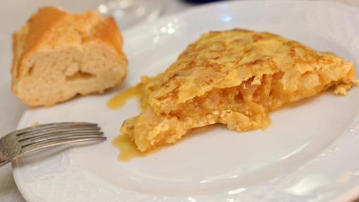 Tortilla de patatas en Sylkar