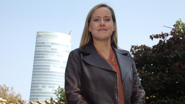 Amaya Fernández, en Bilbao