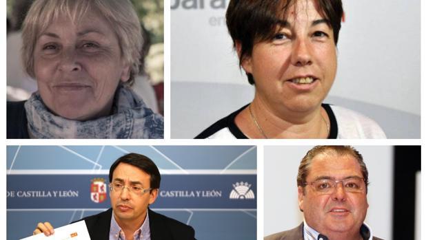 En Salamanca es donde se evidencian más las diferencias en el PSOE, con cuatro candidatos