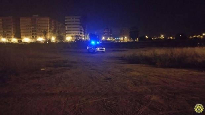 La Policía Local de Valencia desaloja a 400 personas de una fiesta «rave» en una nave industrial