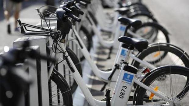 Solo tres de las 42 nuevas estaciones de BiciMad serán fuera de la M-30