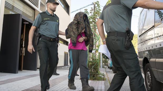 Brigadista acusado recientemente de varios incendios en Orense