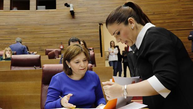 PP y Cs evitan firmar una declaración contra las agresiones del 9 d'Octubre en la que se critica la gestión política