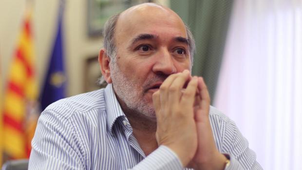 José Manuel Aranda (PP), alcalde de Calatayud