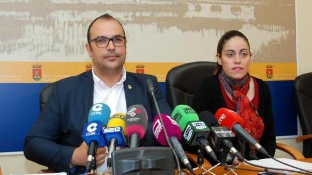 Los concejales expulsados de Ciudadanos son Jonatan Bermejo y Montaña Palacios