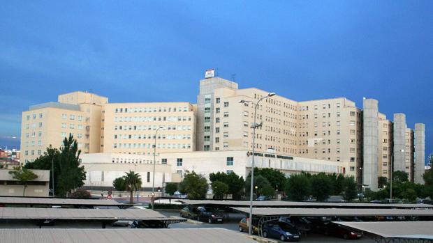 Imagen del Hospital General Universitario de Alicante