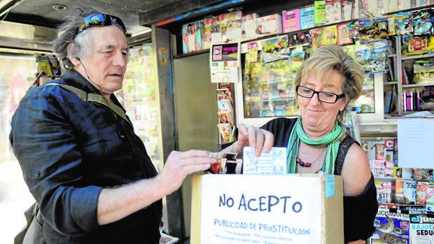 El calvario de Ciudad Lineal: «Este barrio está hecho una enorme porquería»