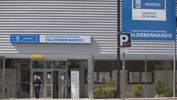 Polideportivo de Valdebernardo