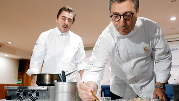 El chef joan roca sobre la situaci n en catalu a la for Hermanos roca biografia