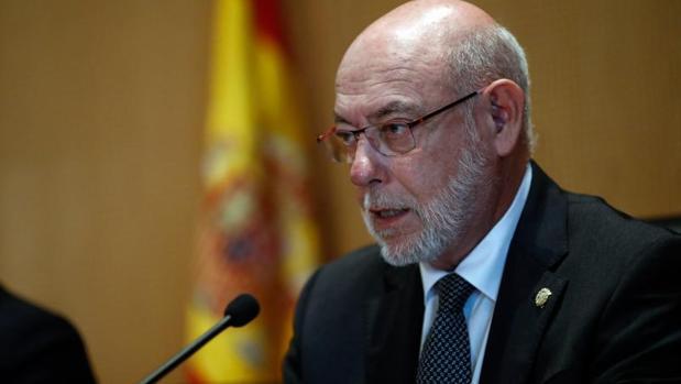 José Manuel Maza en una imagen reciente