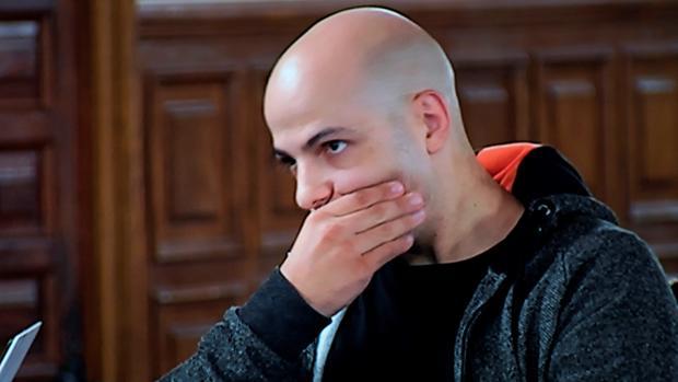 Sergio Morate, acusado del doble crimen de Cuenca