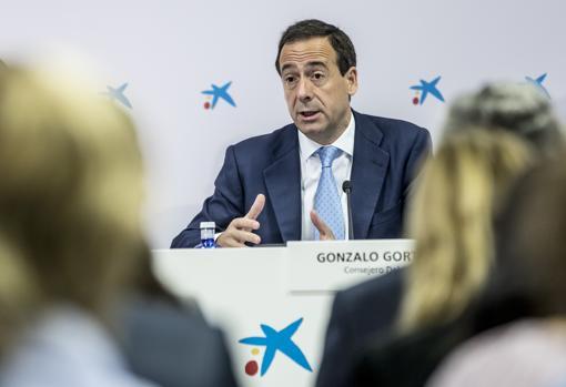 Primera reunión del consejo de administración de Caixabank tras su salida de Cataluña