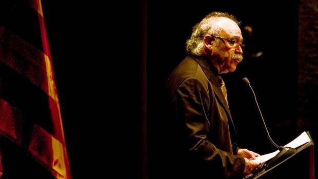 Carod Rovira durante su mandato como vicepresidente de la Generalitat