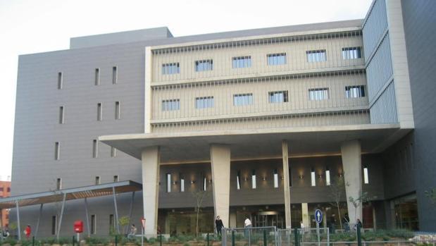 Hospital de Manises, donde han quedado ingresadas la madre y el bebé