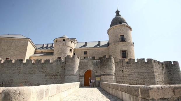 El Archivo General está ubicado en el Castillo de Simancas