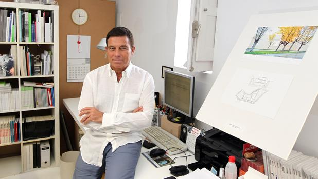 El arquitecto vallisoletano Alberto Campo Baeza