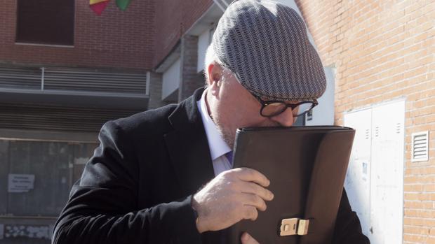 El excomisario Villarejo, en una imagen de archivo