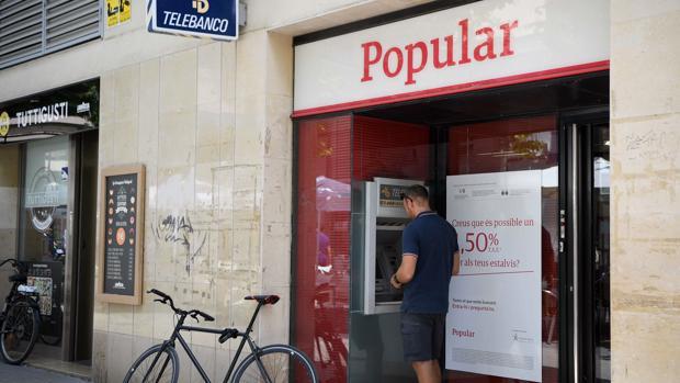Peque os accionistas gallegos entran en el caso del banco popular - Banco popular oficinas madrid ...