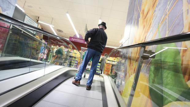 Imagen de uno de los supermercados de Mercadona en Sevilla