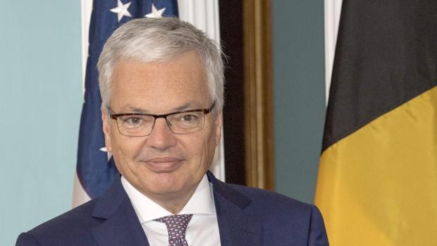 El ministro de exteriores belga llama al orden al de for Ministro de interior espana
