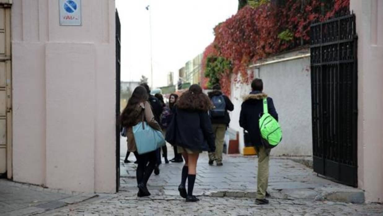 Procesado un religioso del colegio la salle maravillas de - Colegio escolapias madrid ...