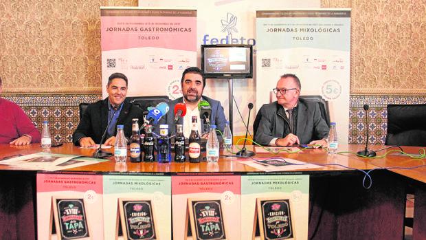 La previsión de la Asociación de Hostelería de Toledo es que se vendan 35.000 tapas y 500 cócteles