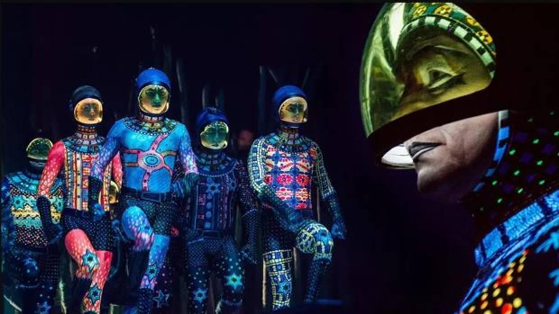 El circo del sol regresa a madrid con totem for El sol madrid