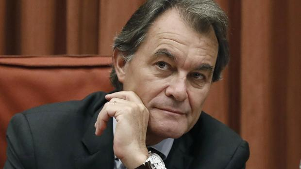 Artur Mas, expresidente de la Generalitat y líder del independentista PDECat