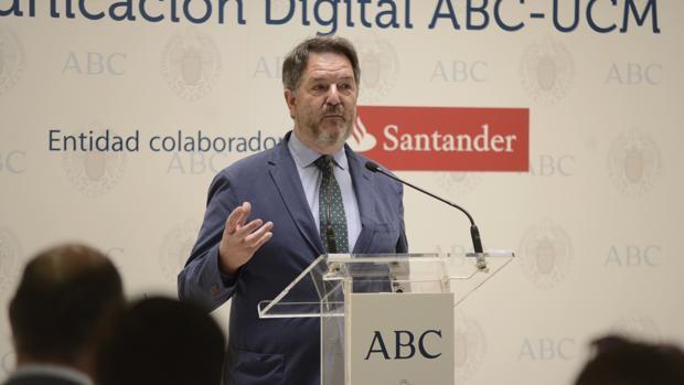 El director de ABC, Bieito Rubido