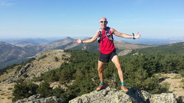 Antes de hacer Ultra Trail, Manuel Soto corría maratones