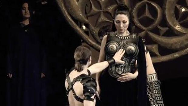 La ópera «Norma» se representa este domingo en el Teatro Auditorio El Greco
