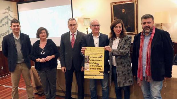 Presentación de «Fairway, II Forum del Camino de Santiago»