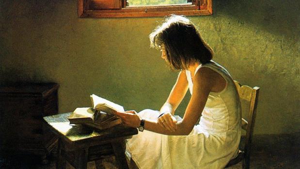 «La luz de tu palabra me ilumina»