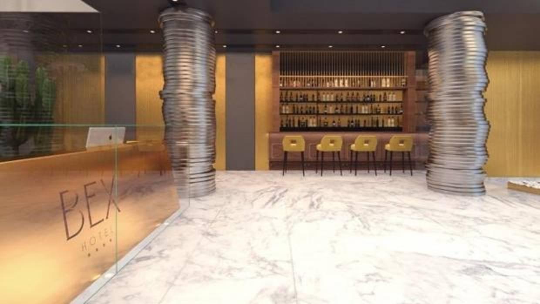 Banco Exterior: Banco Exterior, Nombre De Un Nuevo Hotel En Canarias